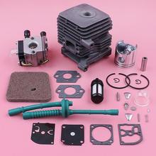 Air Fuel Filter Line Hose Primer Bulb Check Valve Kit For Stihl FS38 FS45 FS46 FS55 FC55 HL45 Grass Trimmer Replace Part