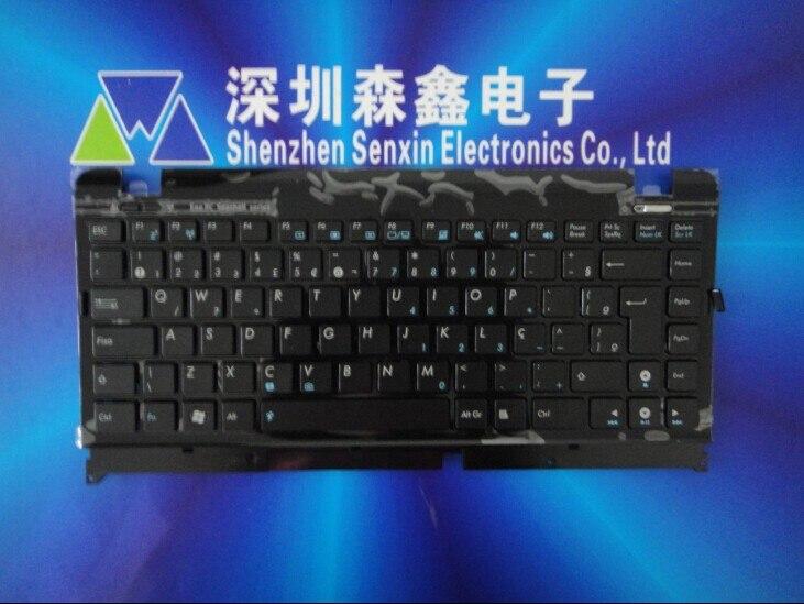 ¡Envío gratis! teclado negro brasileño 100% para ASUS Eee PC 1215P 1215N 1215T 1215B