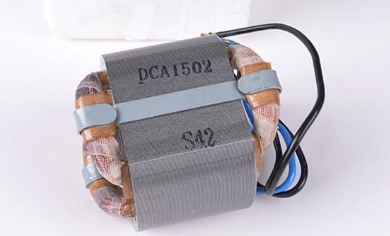 Carcasa de acero inoxidable AC220V 4 Cables estátor de Motor eléctrico para Hitachi DU-10