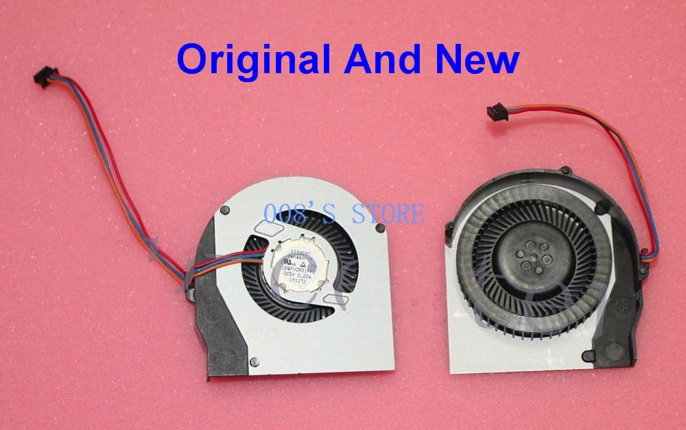 Computador portátil cpu cooler ventilador para lenovo thinkpad t420 t420i t420s discreta placa gráfica udqfvzr01ffd e233037 5 v 0.2a