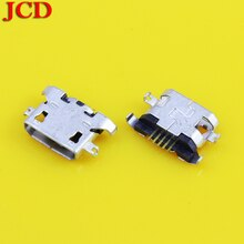 Jcd 20 pces micro conector usb móvel jack para lenovo a850 a800 s820 s880 p780 a820 s820 p770 a800 s920 a670t p708 s850e s696