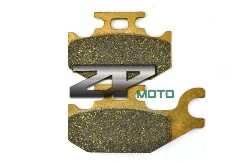 Pastillas de freno Para BRP CAN-AM Outlander 500 (STD 4x4) (2T7A/B/C/D) 2007-2012 Frontal (izquierda) y trasero OEM De la Alta Calidad