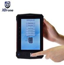 Chine lecteur industriel robuste dempreintes digitales de PC de comprimé UHF RFID 2D Scanner de code barres de Laser Android 6.0 7