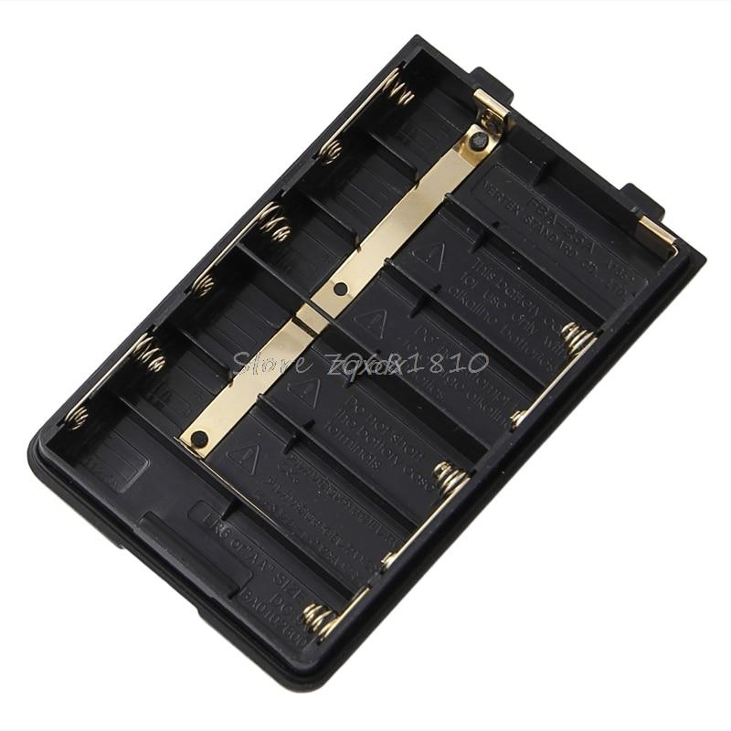 Plastic Battery Box 25A Per Case For YAESU/VERTEX STANDARD FT60R VX168 VX160 Whosale&Dropship
