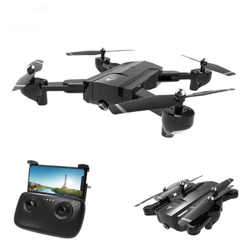 X192 plegable GPS Quadcopter con 720P/1080P HD Cámara Rc helicóptero GPS Punto Fijo WIFI FPV Drone Me sigue modo