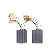 10 pièces brosses de carbone 16*13*6mm Mini perceuse électrique meuleuse remplacement brosses de carbone pour Makita moteurs électriques outils abrasifs