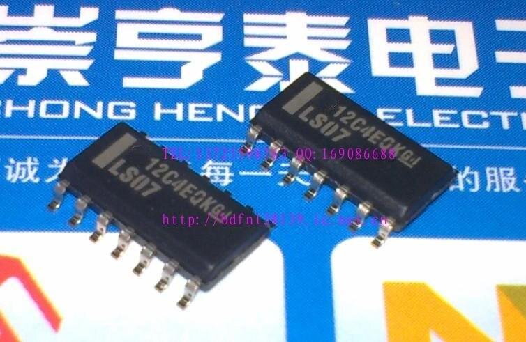 Модуль 20 шт. 74LS07 SN65HVD888DR HVD888 H1102NL/H1102/H1102NLT TLV2374IDR 23741 ACS1086S ACS108-6SA PSD03C G SOD-323 TLP2395