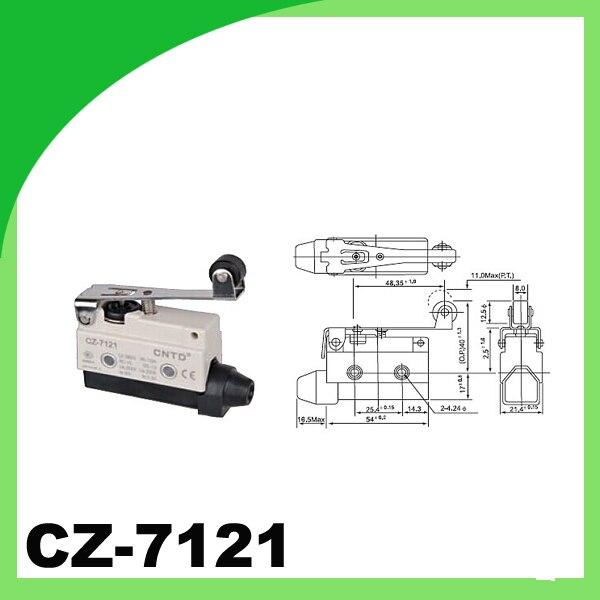 الحد التبديل الجزئي التبديل CZ-7121