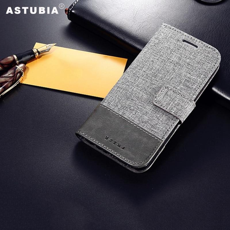 ASTUBIA Case For Asus Zenfone Live ZB501KL GO ZB500KL AR ZS571KL Case Cover style Leather Case For 3 Zoom ZE553KL 3 ZC551KL Capa
