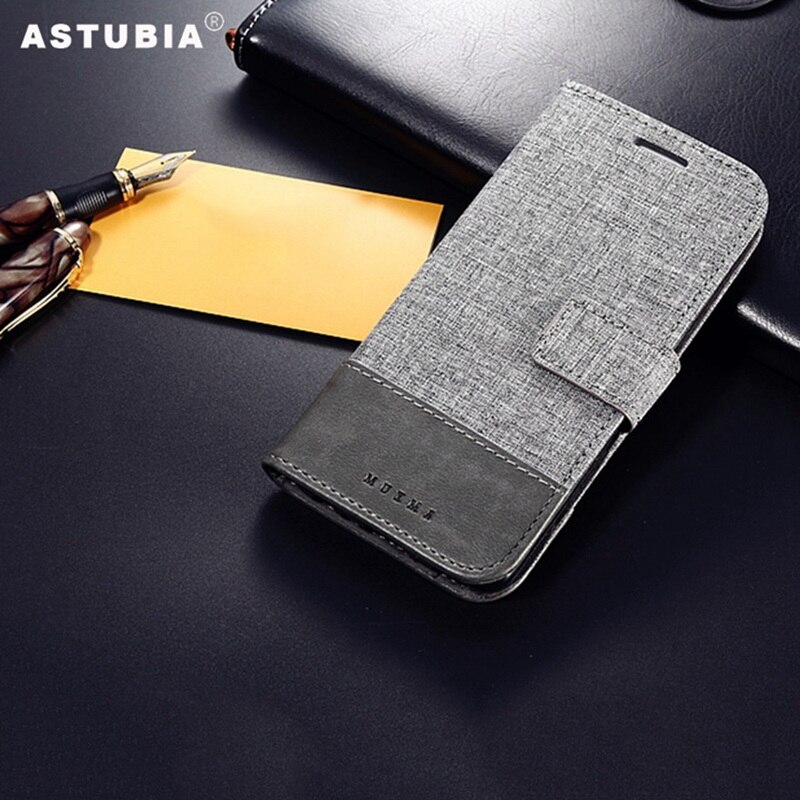 Funda astubia para Asus Zenfone en ZB501KL ir ZB500KL AR ZS571KL cubierta de la caja de cuero de estilo para 3 Zoom ZE553KL 3 ZC551KL Capa