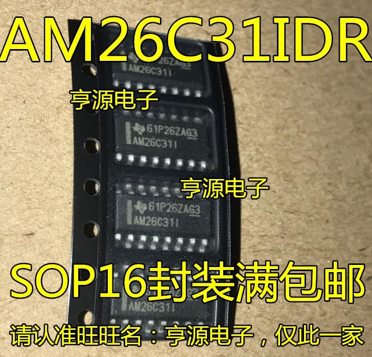 Nuevo original importado AM26C31IDR AM26C31I SOP16 gran precio excelente