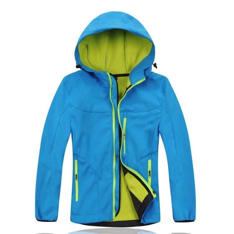 Índice de impermeabilidad 10000mm abrigo a prueba de viento para niños, Chaquetas deportivas para bebés y niñas, ropa de abrigo cálida para niños de 3 a 12 años