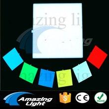 10X10 cm El panel elektrolumineszenz Hintergrundbeleuchtung panel Led-platine Display ohne Inverter