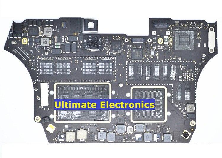 2016 anos 820-00281 820-00281-a/10 placa lógica defeituosa para apple macbook pro a1707 reparo