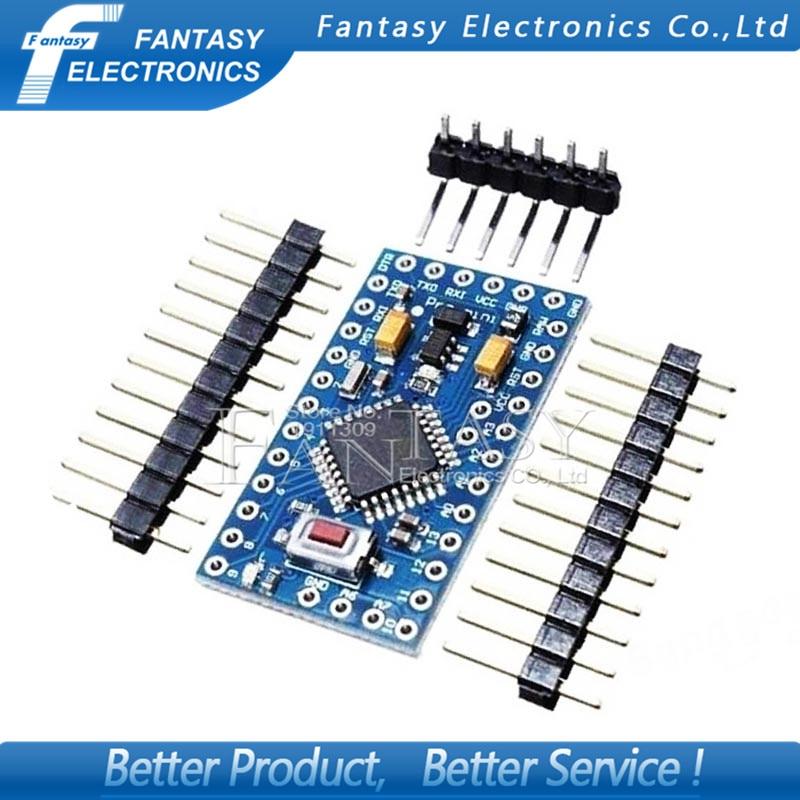 1 Uds ATMEGA328P Pro Mini 328 Mini ATMEGA328 5 V/16 MHz nuevo