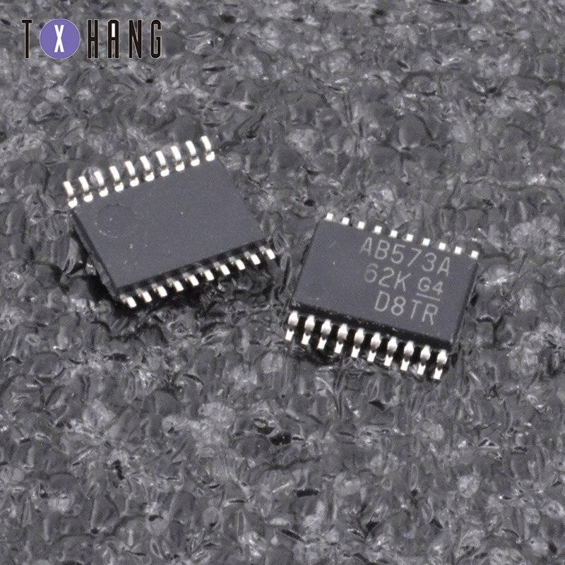 5/10 Uds SN74ABT573ADBR IC de encapsulación de nuevo