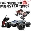 RC voitures pleine Proportion monstre camion 9115 hors route 40 km/h 2.4G 1:12 haute vitesse voiture de course grand pied Buggy modèle véhicule jouets