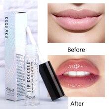 Liquid Lip Plumper 24k Rose Gold Skin Make Up Oil Lip Care Pads Moisture Essence Anti Ageing Wrinkle Patch Gel Lips Enhancer