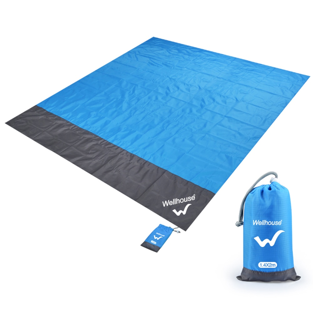 AliExpress - Foldable Camping Mat Waterproof Beach Blanket Outdoor Portable Picnic Mat Camping Ground Mat Moisture-proof Sleeping Pad