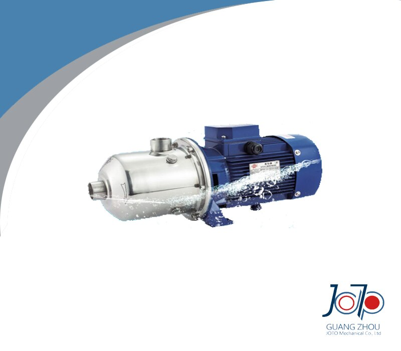 68 DW16-20/220 380V 50Hz ثلاث مراحل الفولاذ المقاوم للصدأ الطرد المركزي متعدد المراحل مضخة