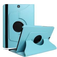Étui pour tablette en cuir PU S2 8.0 SM-710 aimant intelligent pour Samsung Galaxy Tab S2 8.0