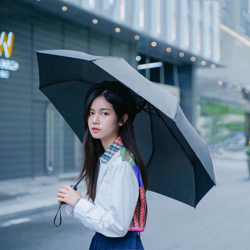 Konggu WD1 Automatic Rainy umbrella Sunny Rainy Summer Aluminum Windproof Waterproof UV Parasol Sunshade Man Woman