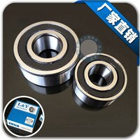 1pcs high speed bearing 5309-2RS 45*100*39.7 double row angular contact ball bearings 5309RS 5309 3309 2RS 45x100x39.7 mm