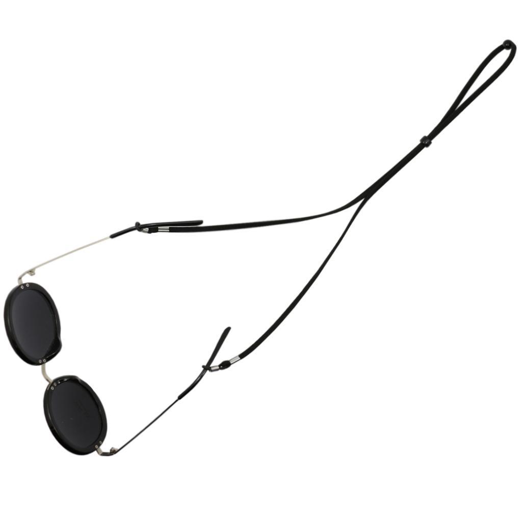 Веревка для очков, регулируемая спортивная защита, очки, цепочка для солнцезащитных очков, держатель для очков, кордон, lunets de vue sport - 70 см