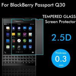 Закаленное стекло для Blackberry паспорт Защитная пленка для экрана для Blackberry Q30 стекло