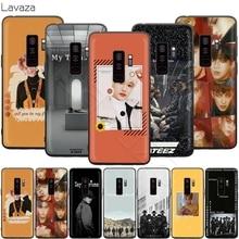 ATEEZ HongJoong SeongHWA CCase pour Samsung Galaxy S20 S10 S9 S8 S7 S6 Plus Note 9 8 M30 M20 M10 Edge Lite Ultra