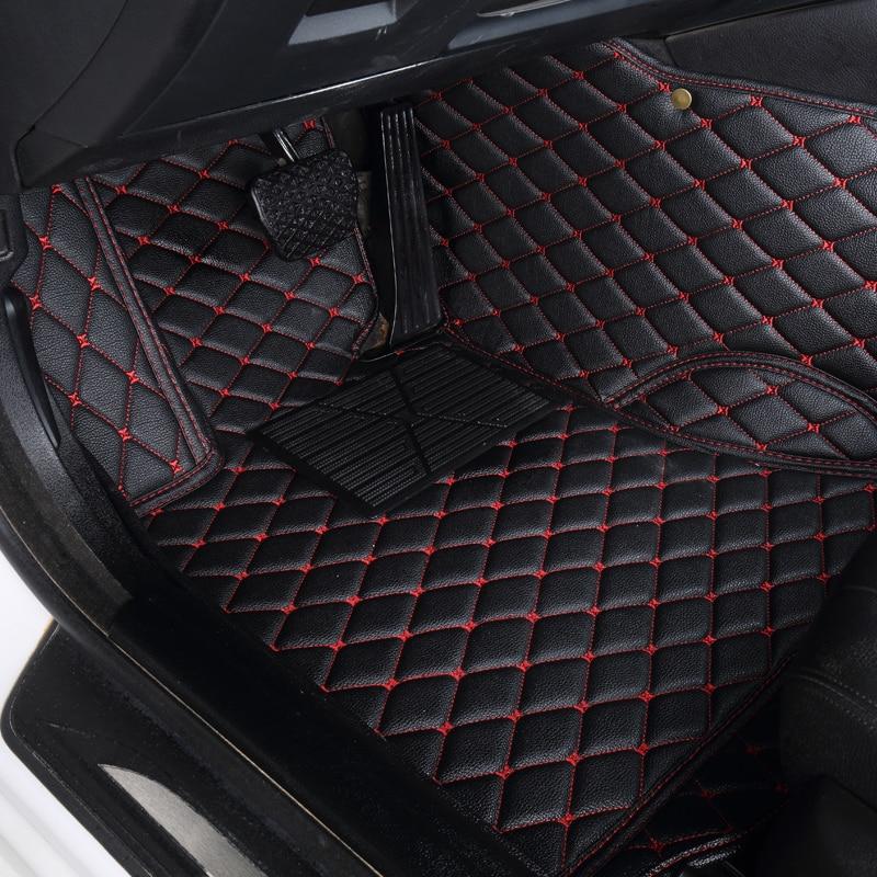 Alfombrillas de coche Believe para mercedes w212 w245 vito w639 w169 ml w163 w212 w140 clk w639 gl x164 ls w219 alfombras slk