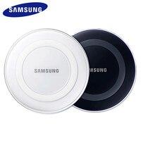 Беспроводное зарядное устройство Samsung, 5 В/2A (для Samsung Galaxy S7, S6, EDGE S8, S9, S10 Plus, Iphone 8, X, XS MAX, XR)