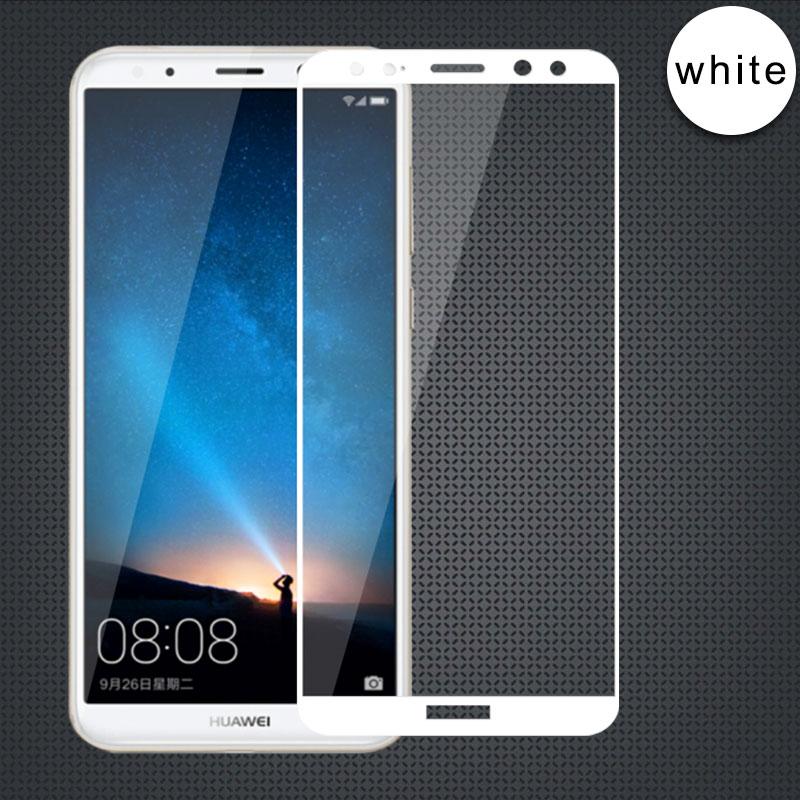 Full Cover Tempered Glass For Huawei Nova 2i Screen Protector For Huawei Mate 10 lite HD Protective Phone Film Nova2i RNE-L21