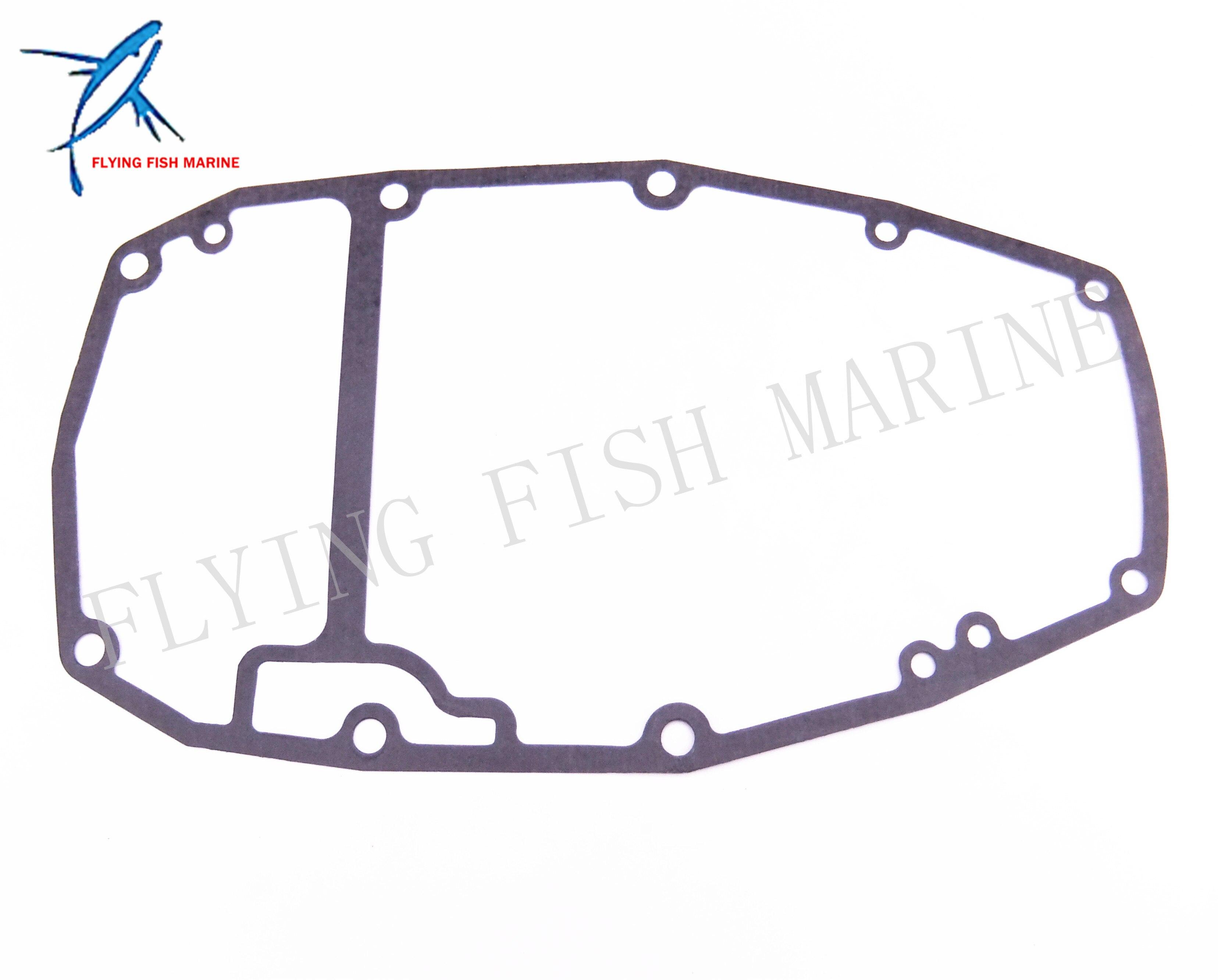 Motor fueraborda 66M-45113-00 Junta Superior para Yamaha F15 F9.9 T9.9 Motor de barco envío gratis