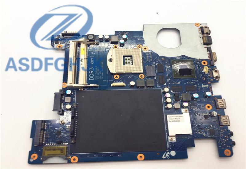 BA41-01272A BA41-01273A Laptop motherboard Para samsung NP-R439 R439 R440 MOTHERBOARD BA92-06548A BA92-06548B DDR3 NÃO-integrado