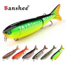 Banshee 127mm 21g Topwater Stickbait Floating Pencil Lures Wobblers Crankbait Hard Fishing Baits