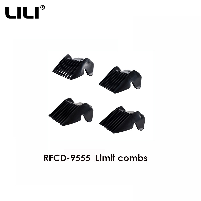 RFCD-9555 hair clipper Limit comb LILI Professional Hair Clippers guide combs