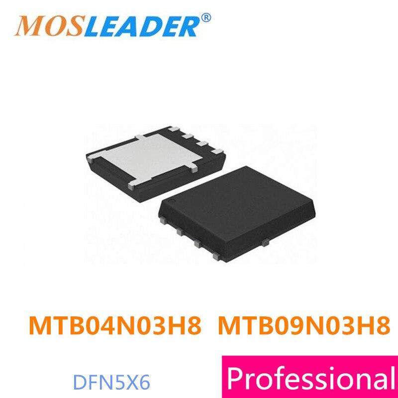 MTB04N03H8 MTB09N03H8 DFN5X6 20 piezas 50 piezas 100 piezas QFN 04N03 09N03 de alta calidad