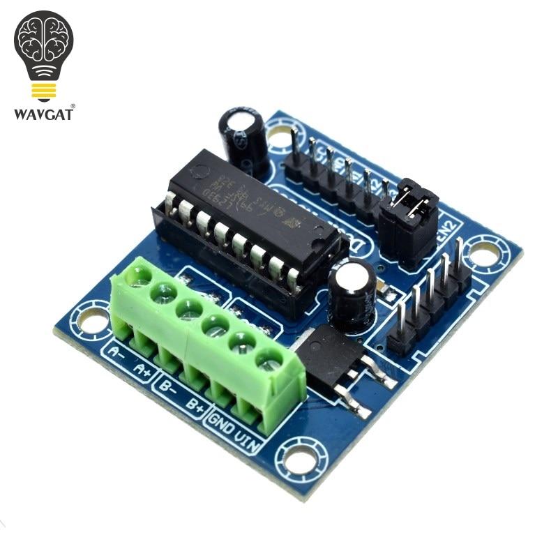 Плата расширения WAVGAT L293D Mini, 4-канальна�