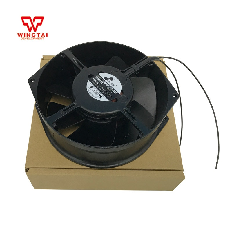 Ventilador FULLTECH de Taiwán UF15KMR23-H ventilador de refrigeración de aire de alta eficiencia/ventilador de flujo cruzado