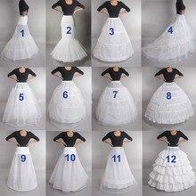 Falda de aro de crinolina para baile de graduación, ropa interior, antideslizante, muchos estilos, gran oferta