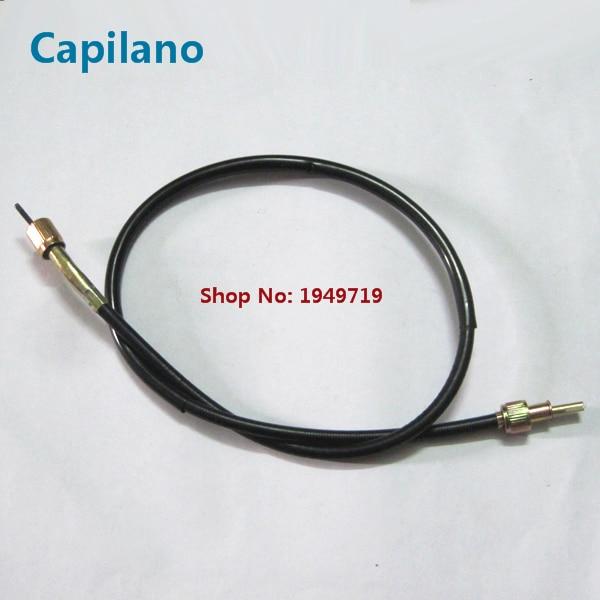 Línea de cable de velocímetro para motocicleta/scooter AX100 para Suzuki 100cc AX 100 piezas de transmisión de medidor de velocidad