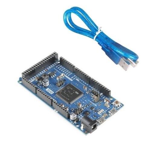 DUE R3 плата SAM3X8E 32-битная ARM Cortex-M3 плата управления модуль для Arduino