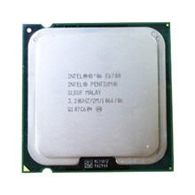 Intel Core 2 E6700 Lag 775 Socket 3.2 Ghz/65W /2M/Fsb 1066/Desktop cpu Dual Core Processor