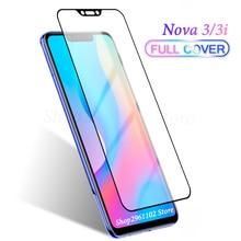 Verre de protection pour Huawei nova 3 verre pour Huawei nova 3 i verre trempé pour Huawei nova 3 i 3 i nova 3 nova 3i Film de couverture décran