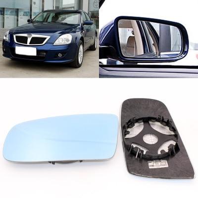 Para Zhonghua Zunchi gran visión espejo azul anti espejo retrovisor del coche calentamiento modificado gran angular reflectante lente de marcha atrás