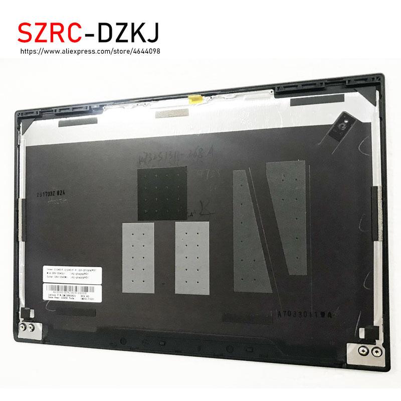 Nuevo portátil Original para Lenovo Thinkpad X1 Carbon 5 Gen 5th LCD funda trasera negra 01LV476 AQ12S000100