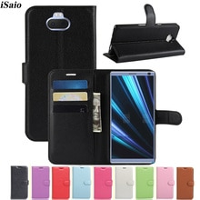 For Sony Xperia XA3 Case Wallet Flip Leather Cover for Sony Xperia XA3 Ultra Book Cover Phone Case S