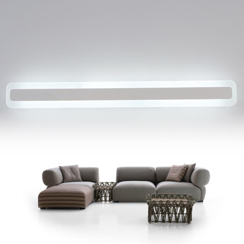 Nuevo 40CM-120CM Luz para espejo de baño con led Pared moderna lámpara...