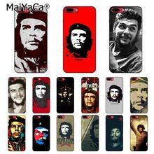 MaiYaCa che guevara fumer Che Guevara cigare Coque de téléphone pour iphone 11 Pro 11Pro MAX 8 7 6 6S Plus X XS MAX 5 5S SE XR